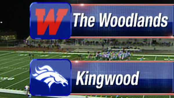 The Woodlands shuts out Kingwood, 28-0 | abc13.