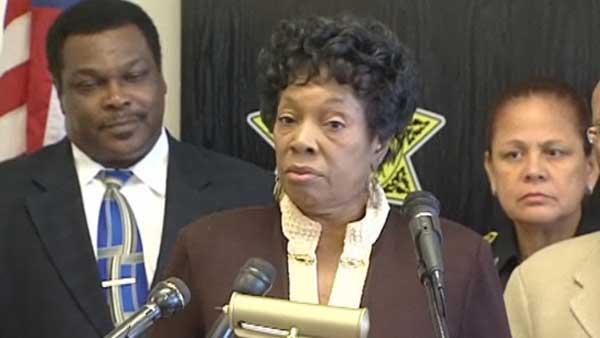 May Walker unedited press conference