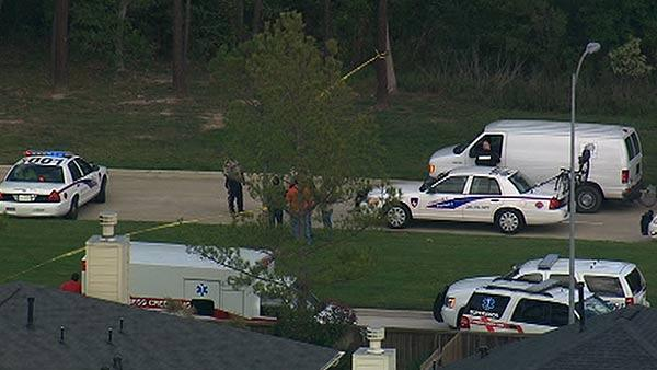 Deputy reportedly shot in NW Harris Co.