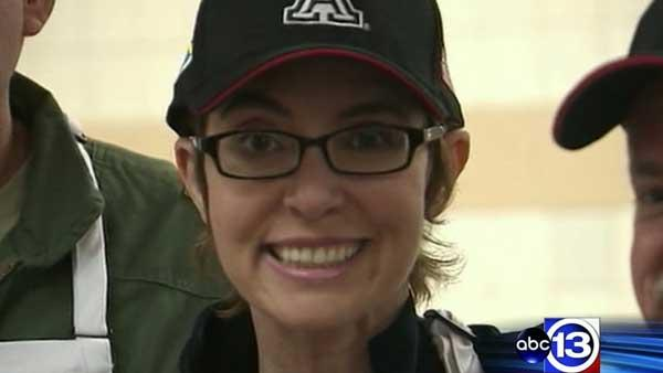 Year after shooting, Giffords still recovering