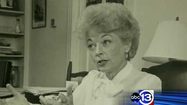 Filmmakers producing movie on Ann Richards