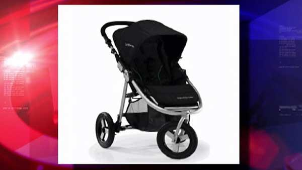 Recall issued for Bumbleride Indie strollers