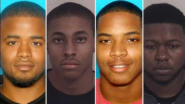 Police arrest 4 suspects in Mardi Gras abduction, rape case