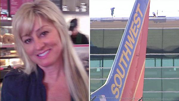 Woman detained on Southwest flight after argument with flight attendant