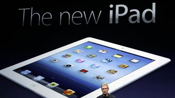 New iPad expected to be unveiled at Apple event today