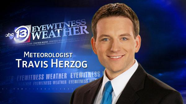 Travis Herzog's Thursday weather forecast