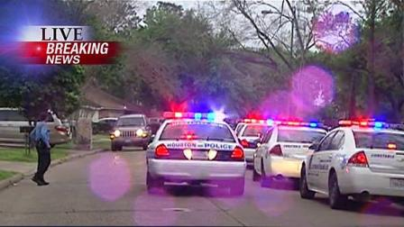 A shooting victim is expected to survive after he was attacked at a home in southwest Houston