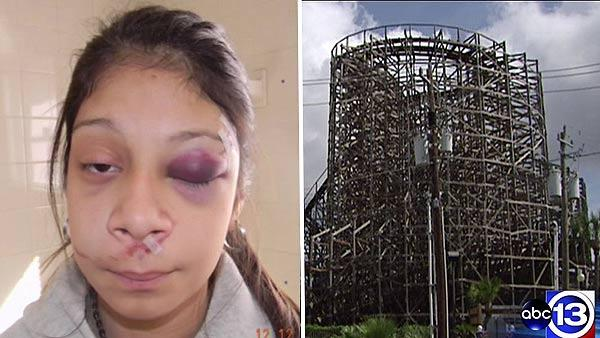 Suit settled after juveniles injured on Kemah coaster