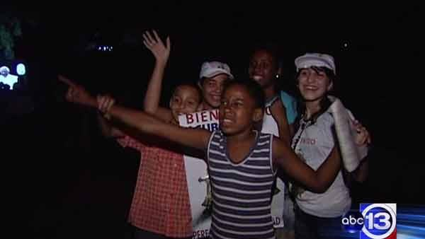 Cubans excited for pope's arrival in Havana