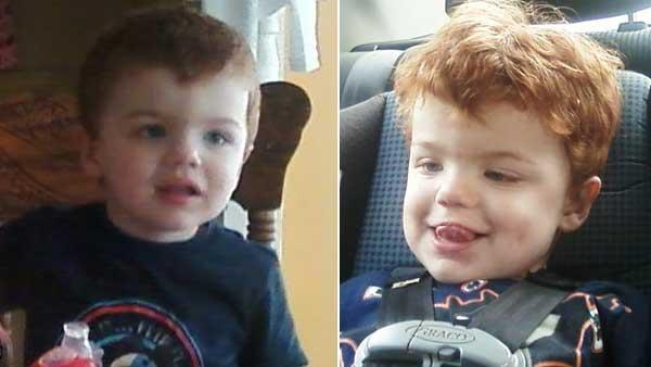Amber Alert issued for missing 2-year-old boy