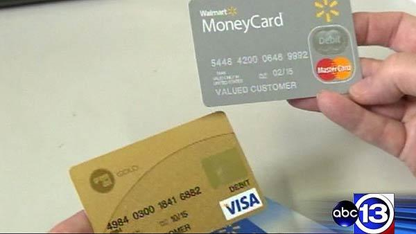 Prepaid debit cards have pluses and minuses