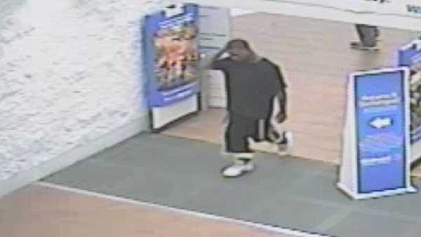 Robbery suspects captured on surveillance video