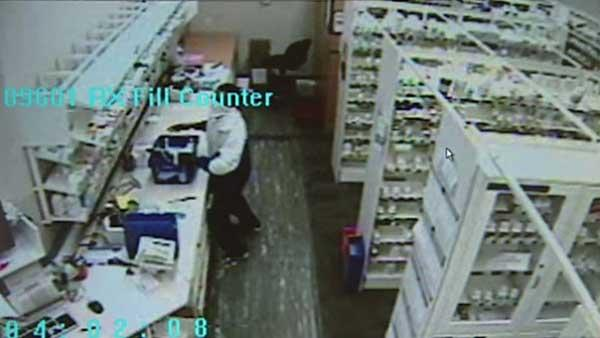 Pharmacy robberies on the rise