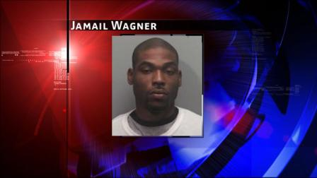 Jamail Wagner, 23, is charged with injury to a child.