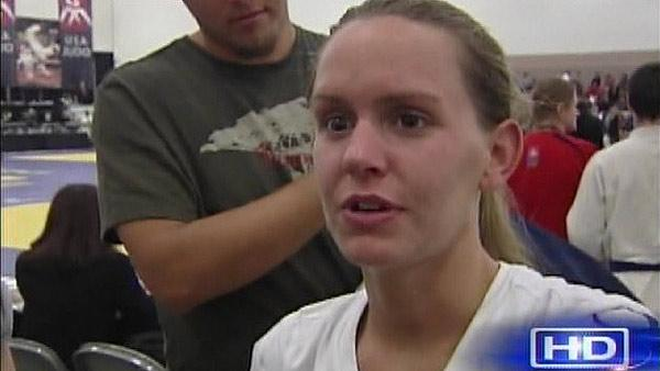 Blind Houston woman to compete in 2012 Paralympics