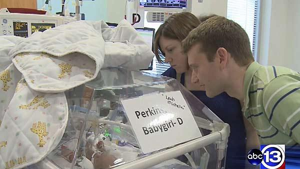 Sextuplets parents talk about babies, pregnancy