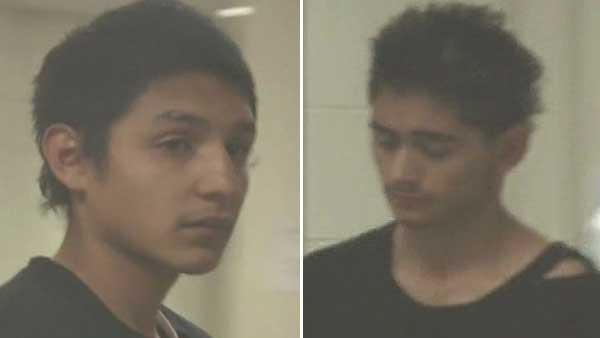 Alleged teen killers in court
