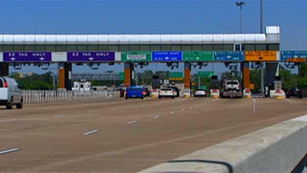 Are you paying for toll roads already paid off?