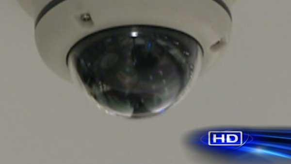 Hidden camera discovered in Hobby Airport bathroom