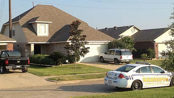 Two found shot at NW Harris Co. home