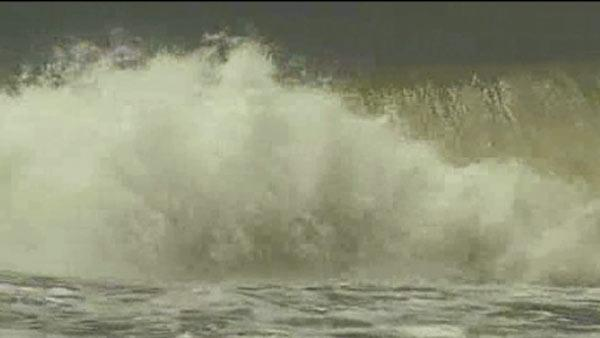 Tropical Storm Debby hits gulf coast