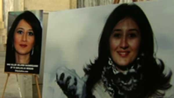 Vigil held for murdered Iranian activist on her birthday