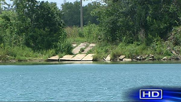 Increase in trespassing calls at lake closed to public