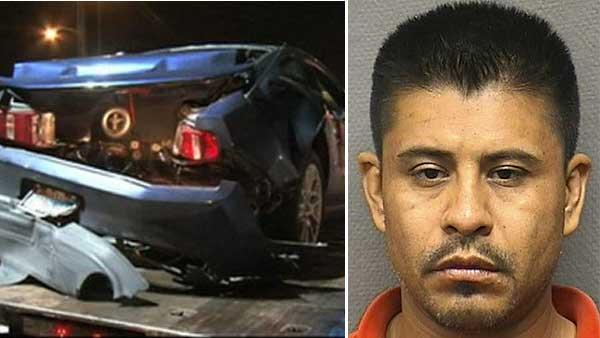 Wrong-way driver faces charges