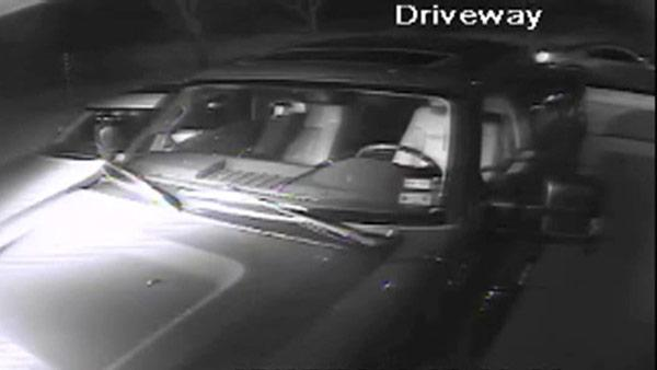 Surveillance of BB gun vandals' vehicle