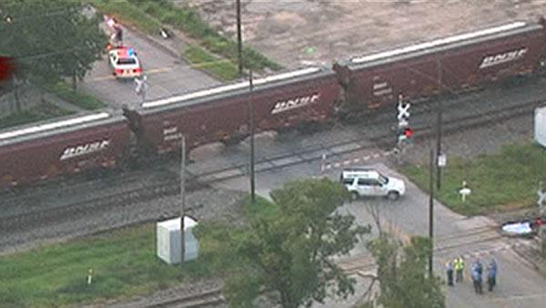 One person struck and killed by train