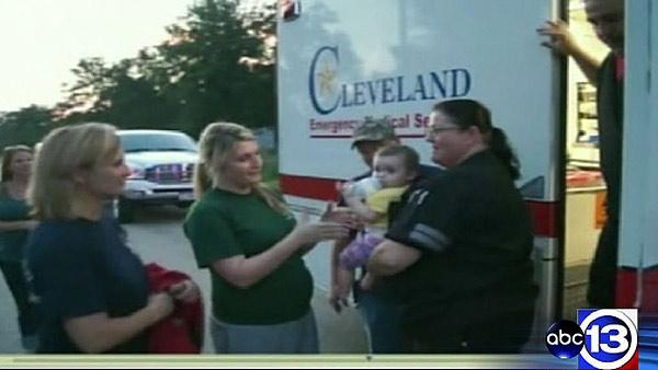 CPS takes custody of baby found living in filth