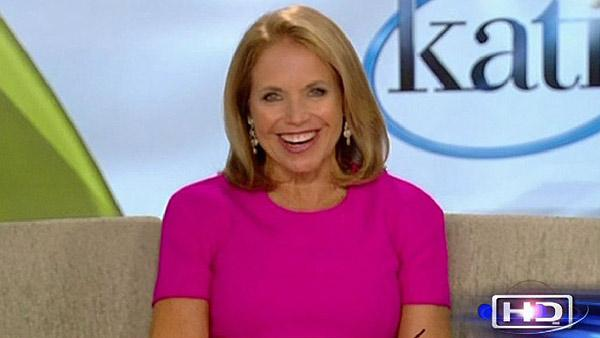 Katie Couric reveals theme song for new show