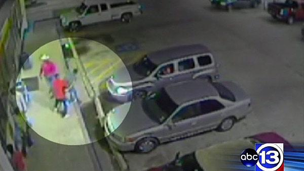 Suspect sought in fatal shooting at gas station