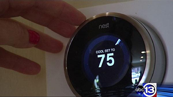Saving money with smart thermostats