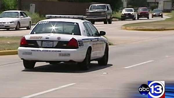 Spike in crime in NW Harris County