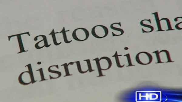 Brazosport ISD to allow tattoos, facial hair