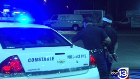Police believe theyve captured a group of serial robbers overnight in southwest Houston.
