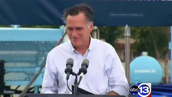 Could Romney's energy independence plan work?