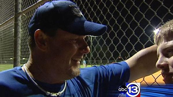 'The Rocket' interviewed by his son, Kacy Clemens