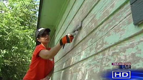 Veterans get help with home repairs