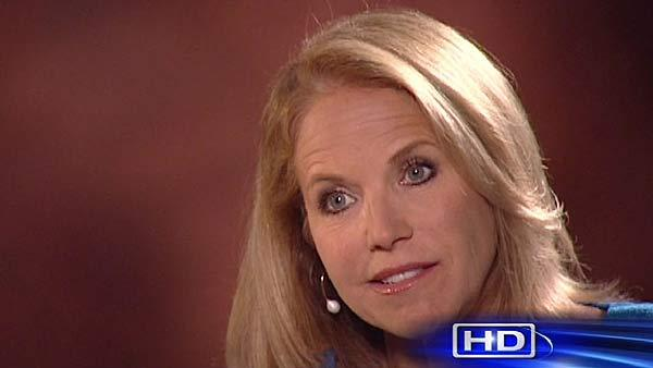 Katie Couric to debut new talk show