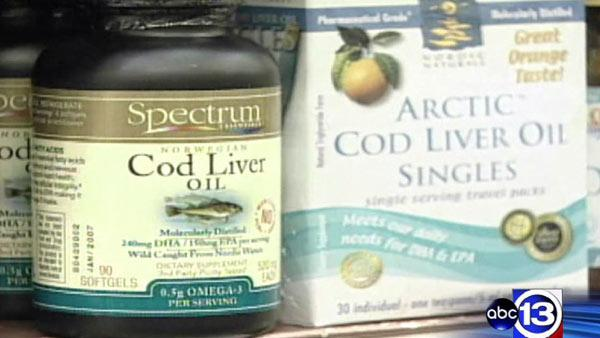 Fish oil supplements may not be beneficial