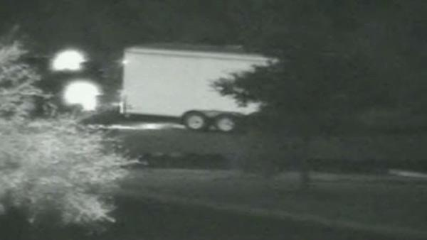 Caught on camera: Boy Scout trailer stolen