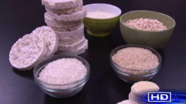 Report: Rice may contain high levels of arsenic
