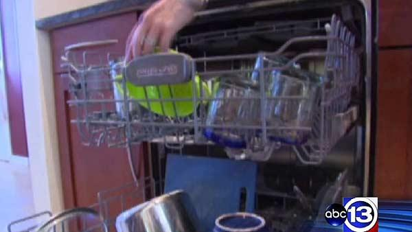 Putting dishwasher detergents to the test