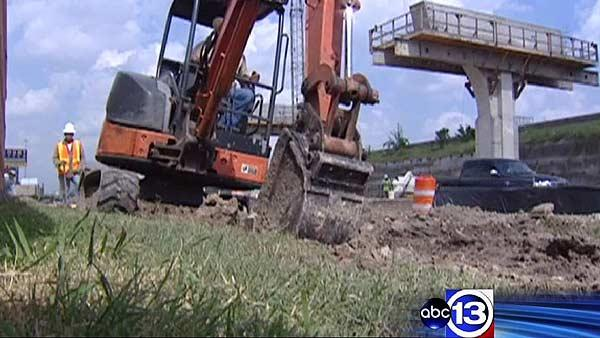 Highway 290 projects ahead of schedule