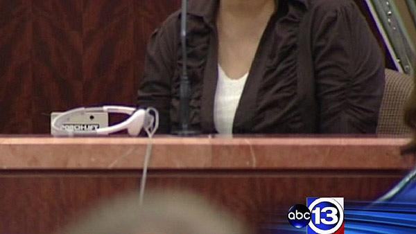 Second woman accusing ex-officer of rape takes stand