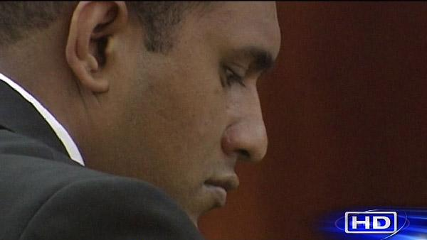Closing arguments underway in rape trial of ex-cop