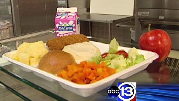 New school lunches: Controversy or no big deal?