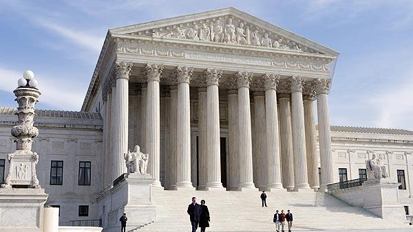 UT admissions policy focus of Supreme Court hearing